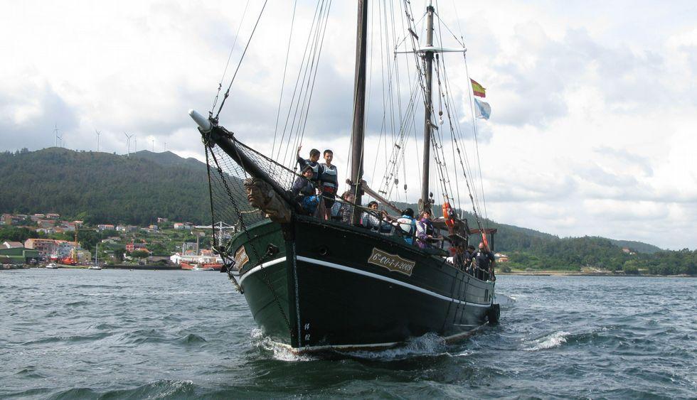 Encontro embarcaciones Vieta