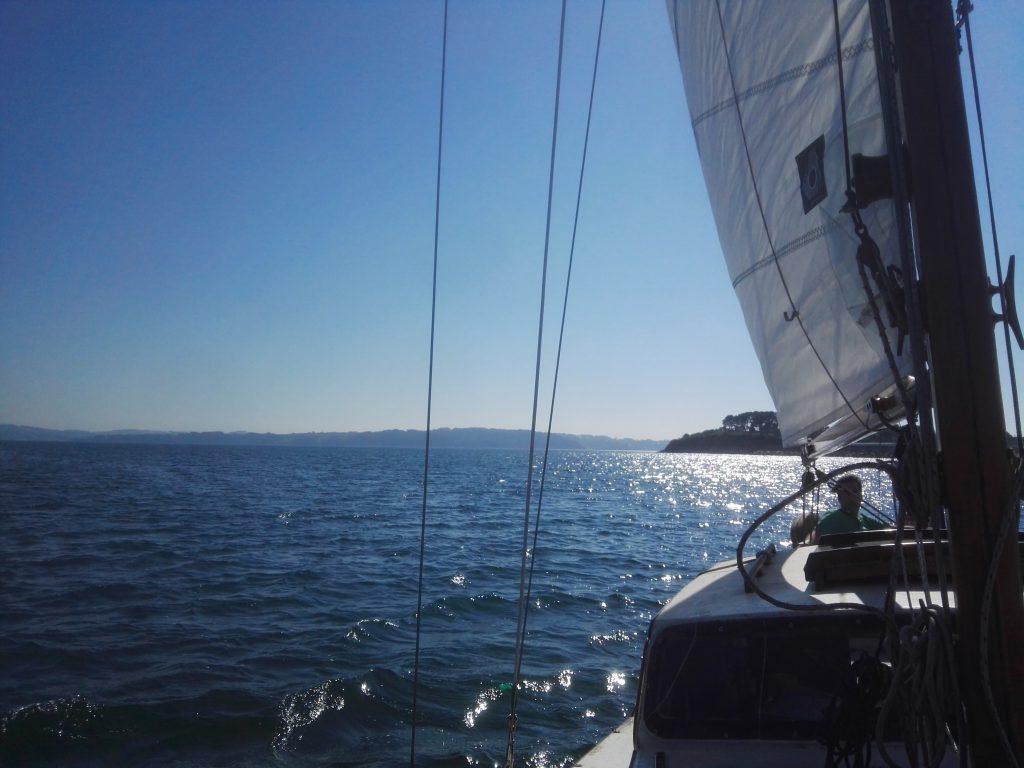 Visitar Coruña mar