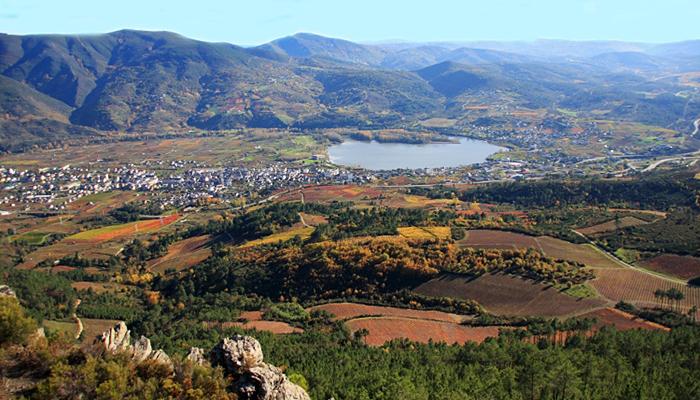 Valdeorras valle