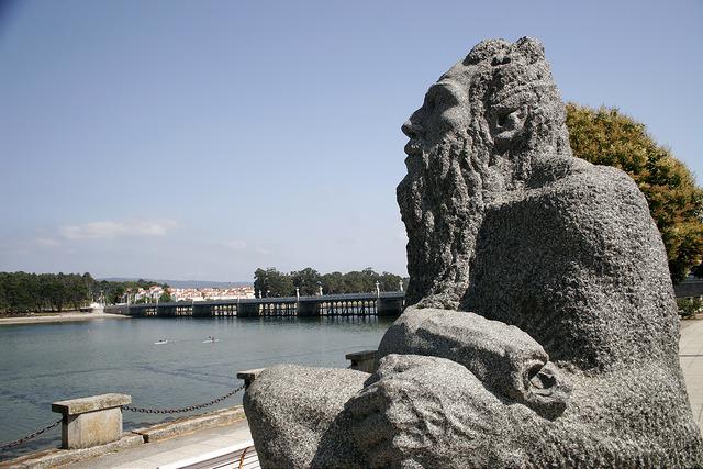visitar o grove escultura