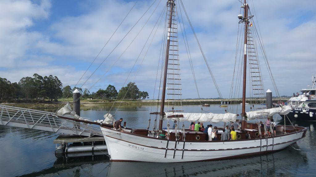 Embarcaciones tradicionales Galeón