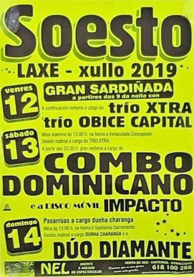 Soesto Laxe Gran Sardiñada 2019