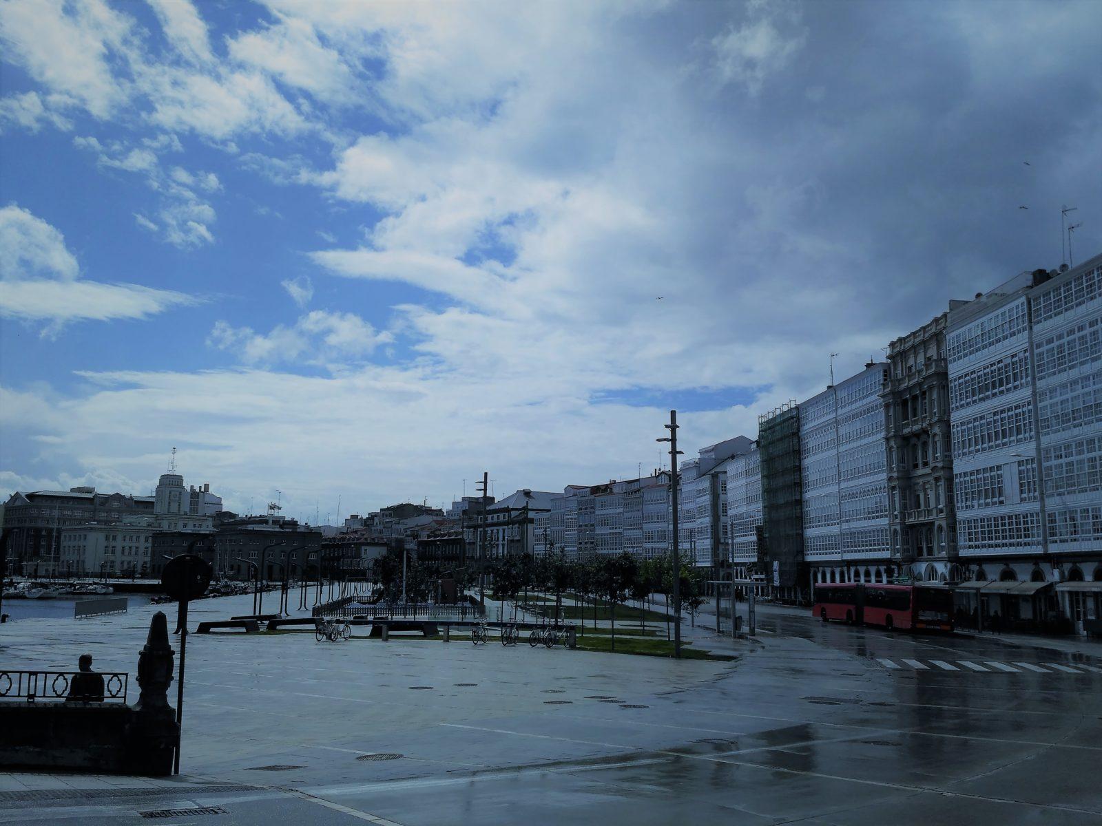Visitar A Coruña Marina