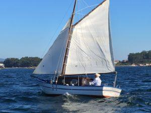 embarcaciones tradicionales bote