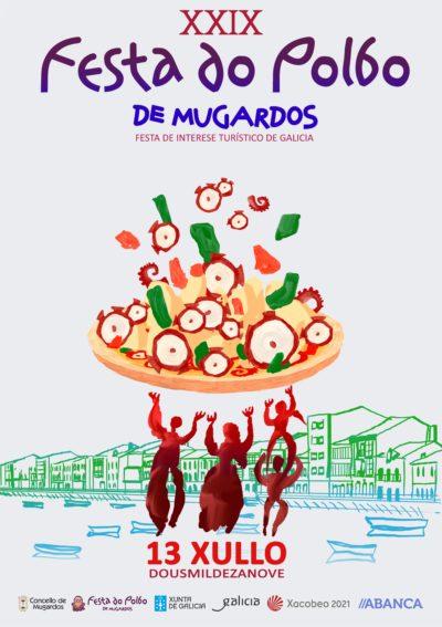 Festa do Polbo Mugardos 2019