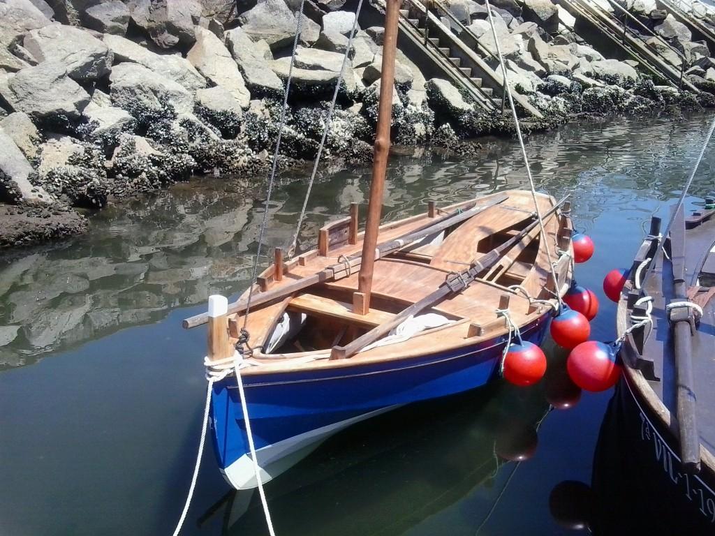 embarcaciones tradicionales dorna