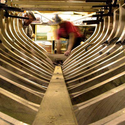 oficios marineros carpintería de ribeira