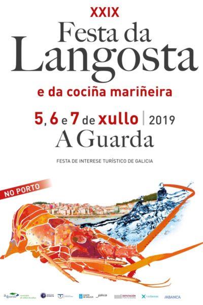 Festa da Langosta A Guarda 2019