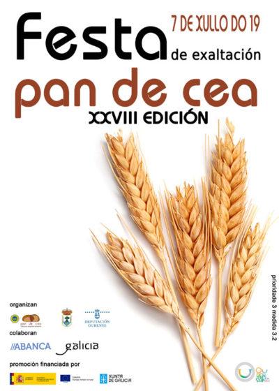 Fiesta pan de Cea 2019