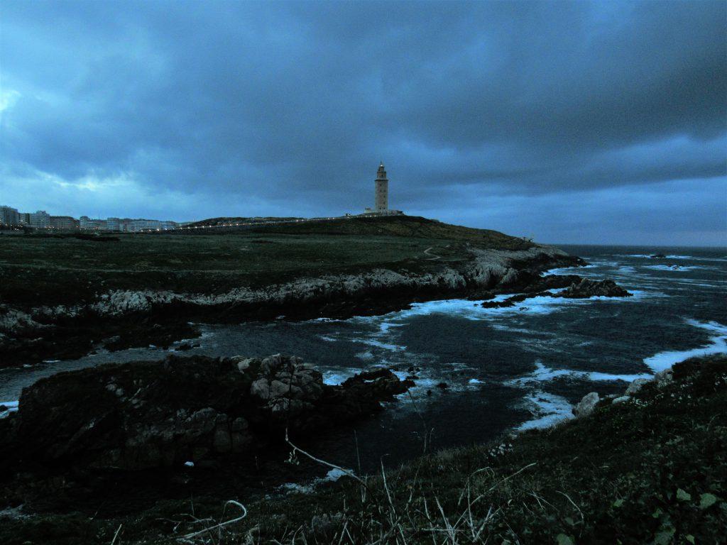 Visitar A Coruña Torre Hércules