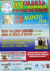 Fiestas Agosto 25