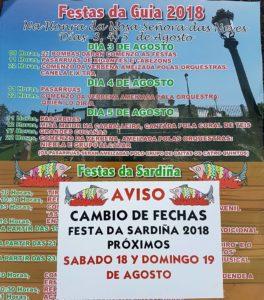 Fiestas Agosto 31