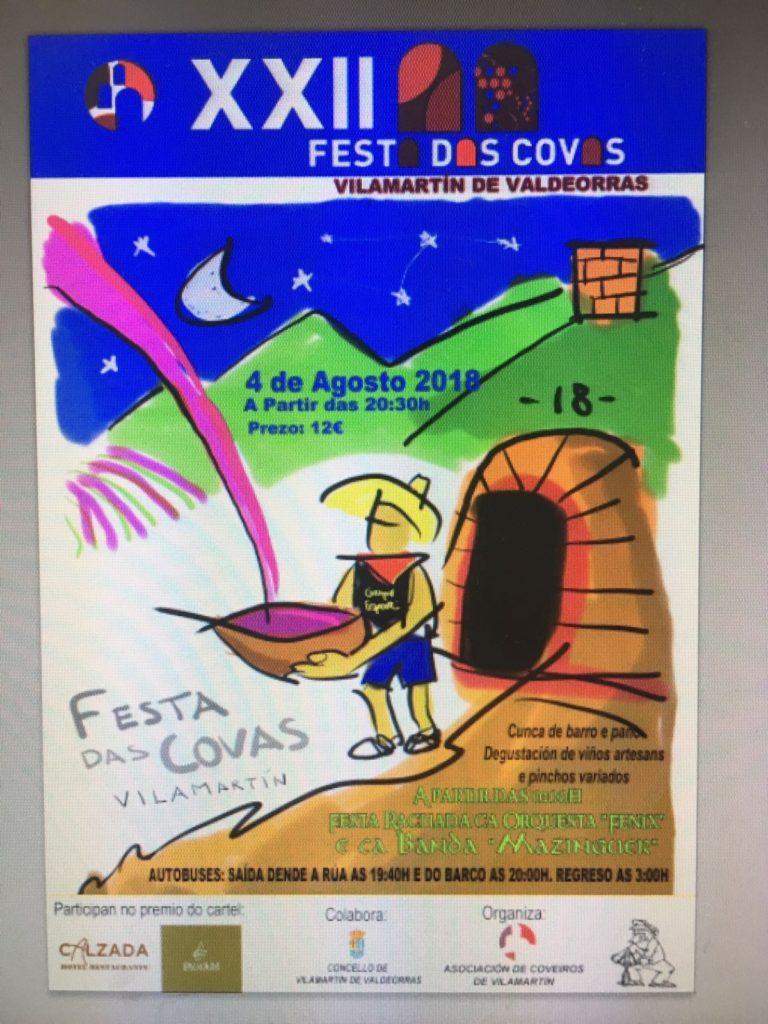 Fiestas Agosto 7