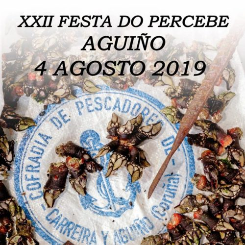 Festa do percebe de Aguiño 2019