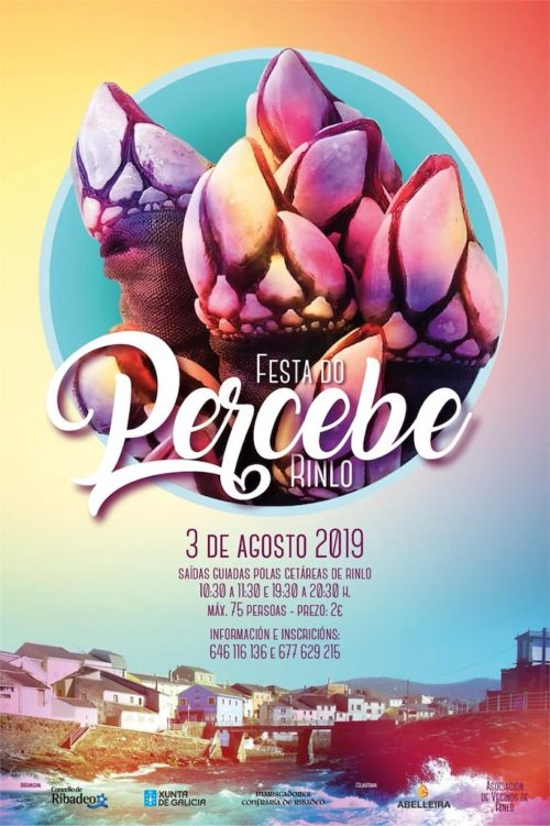 Festa do percebe de Rinlo 2019