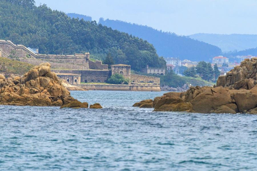 Visitar Ferrol castillo