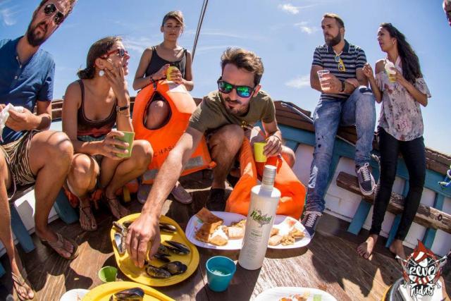 conciertos a bordo revenidas 2017 Degustación