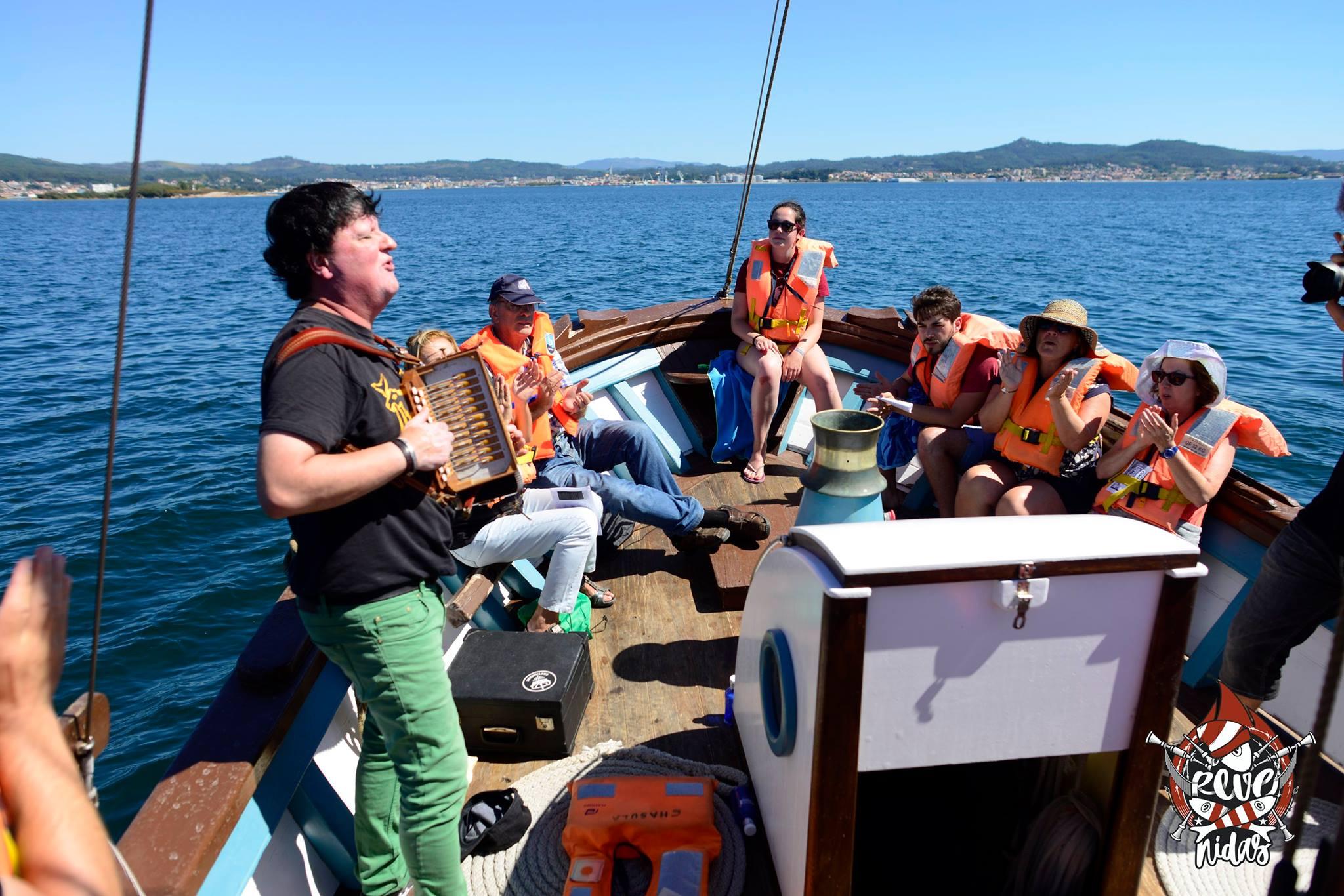 Eventos en Galicia: Revenidas 2017