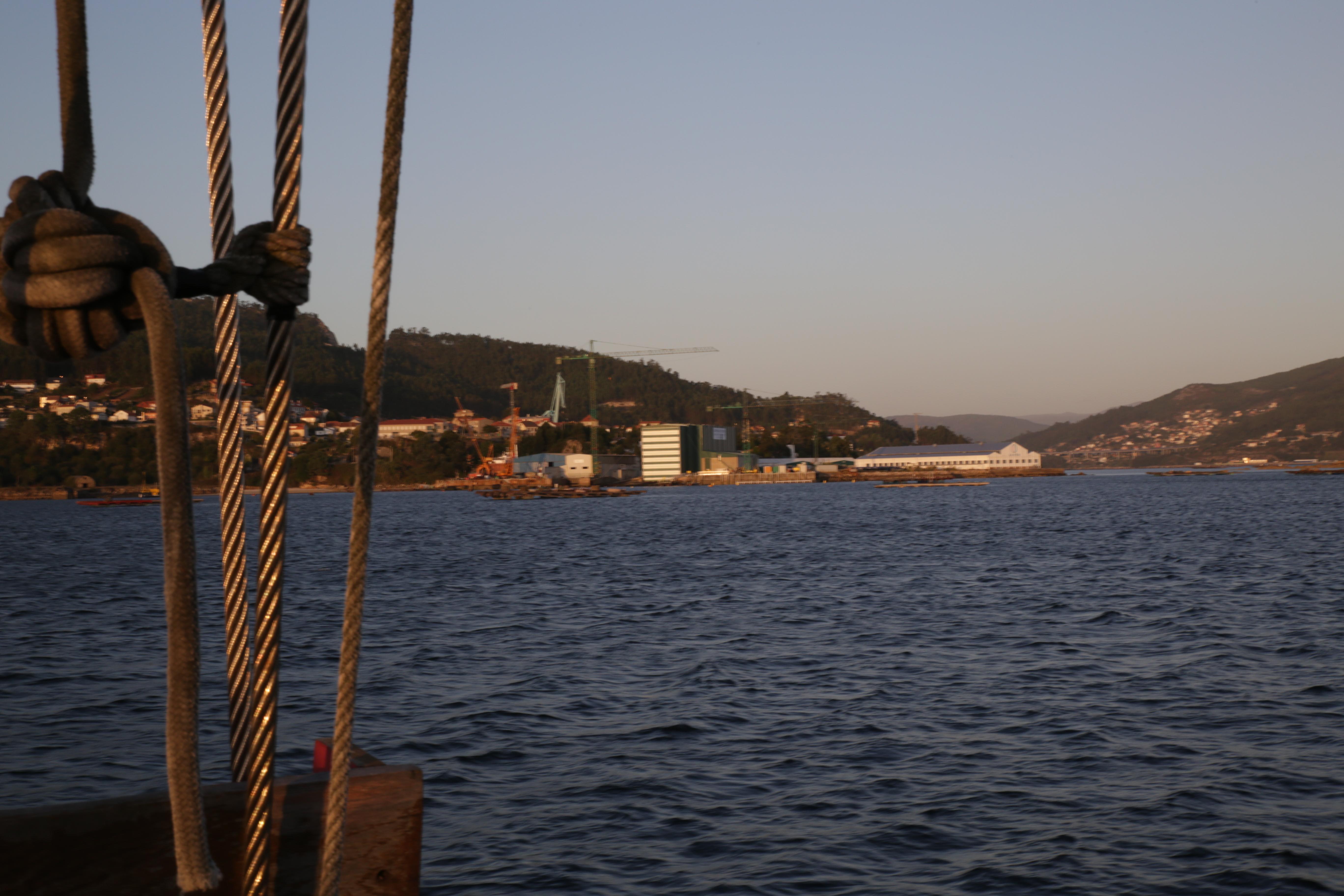 Patrimonio industrial en Moaña