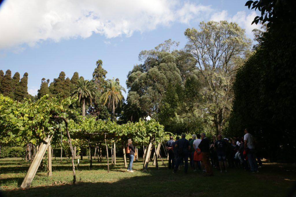 Visitar Vilagarcía Pazo de Rubianes