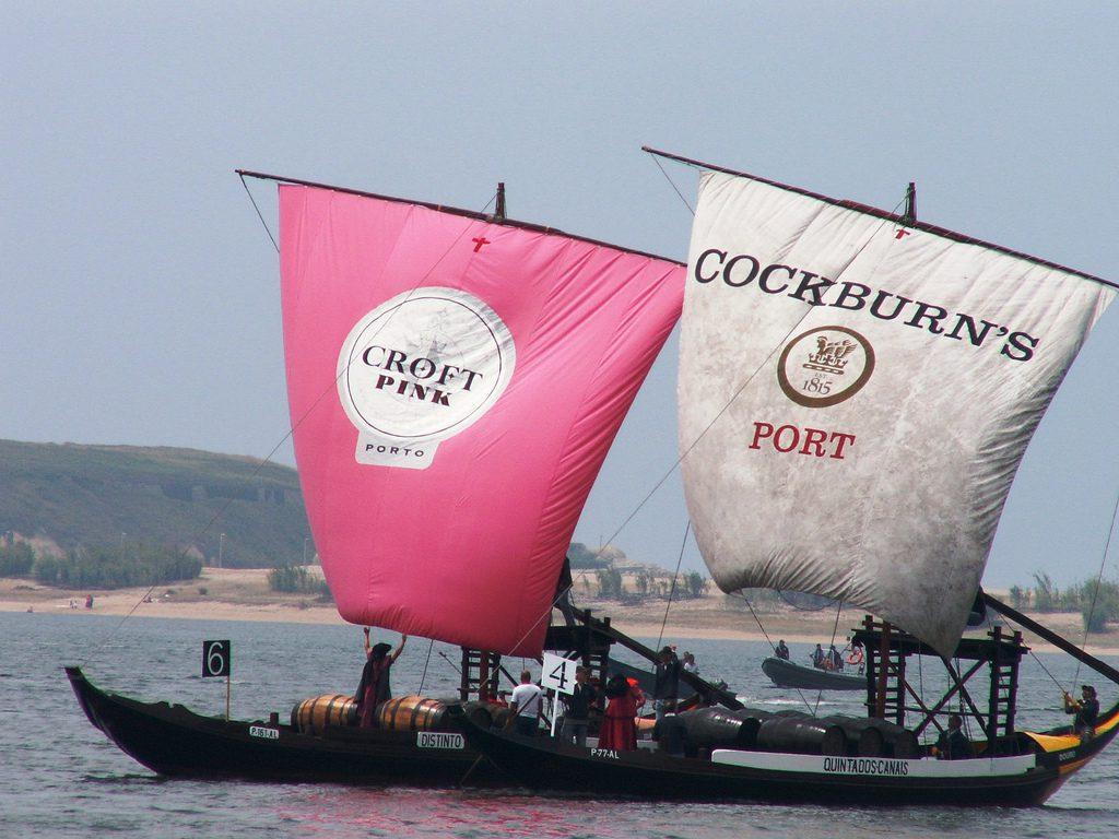 paseo en barco Oporto