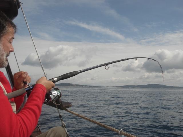 Galicia de pesca