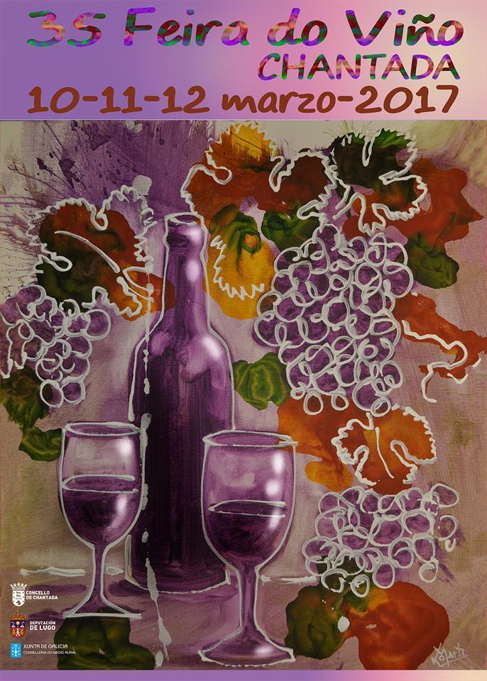 feira do viño de Chantada