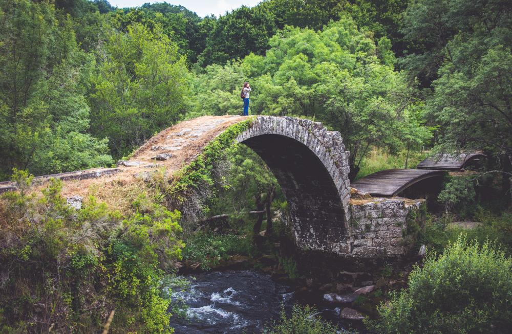 ruta en furgo por Galicia