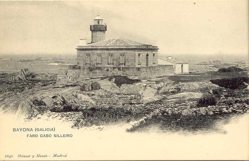 Faro antiguo Silleiro