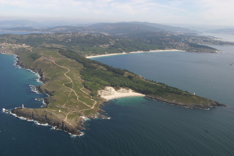Faros de la Costa da Vela