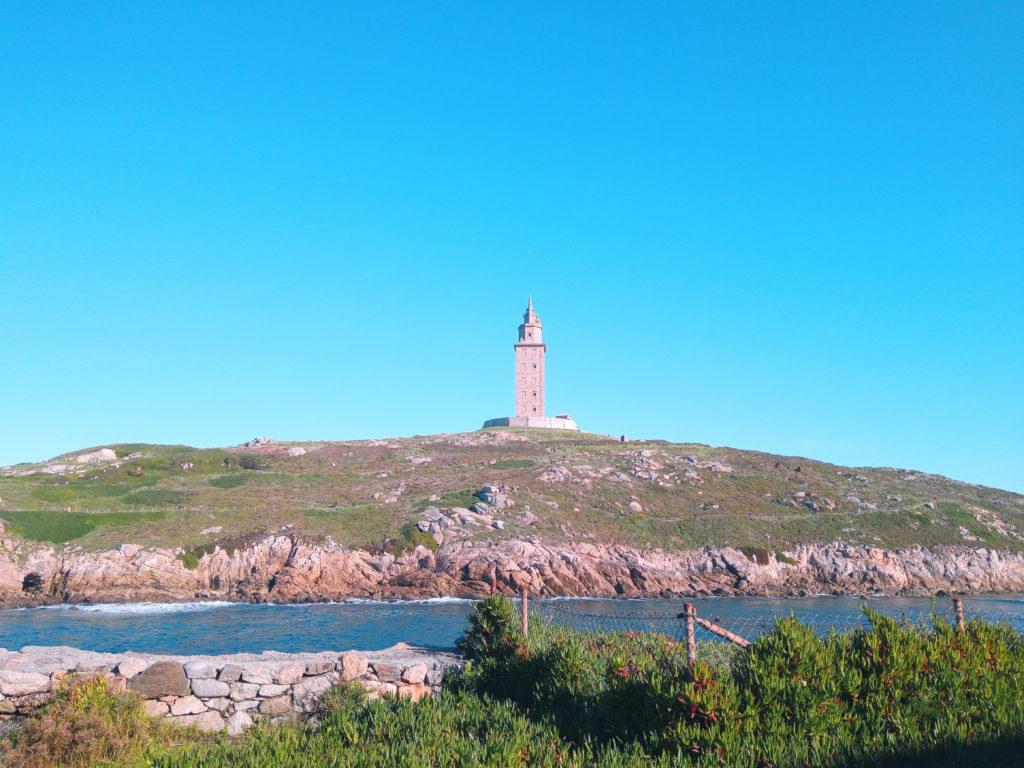 A Torre de Hercules Coruña