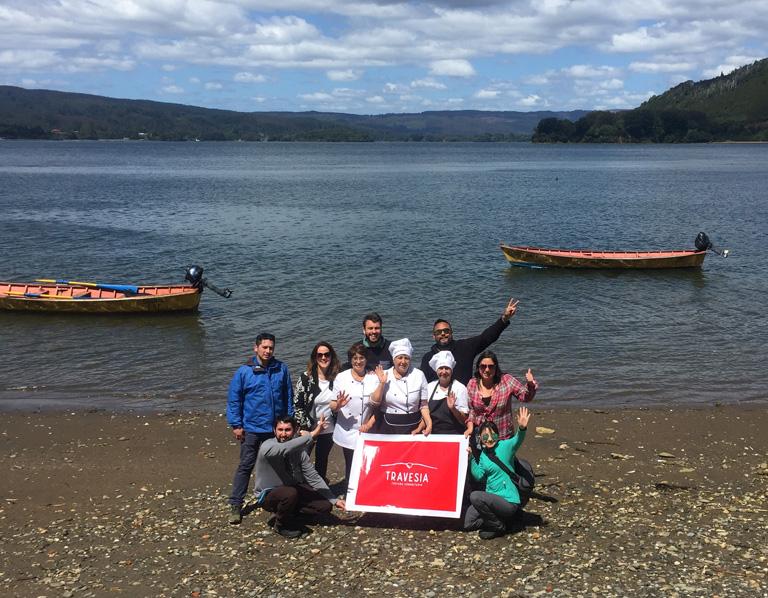 Turismo comunitario con pescadores locales en el sur de Chile5