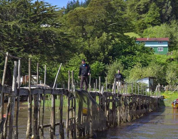 Turismo comunitario con pescadores locales en el sur de Chile9