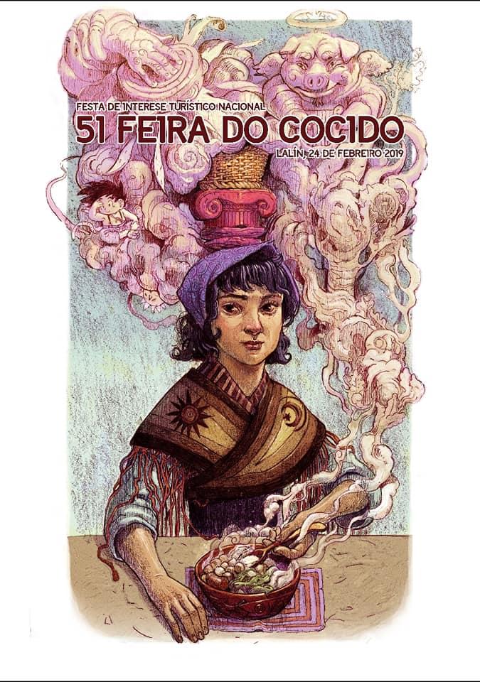 fiestas gastronomicas en galicia en febrero 3
