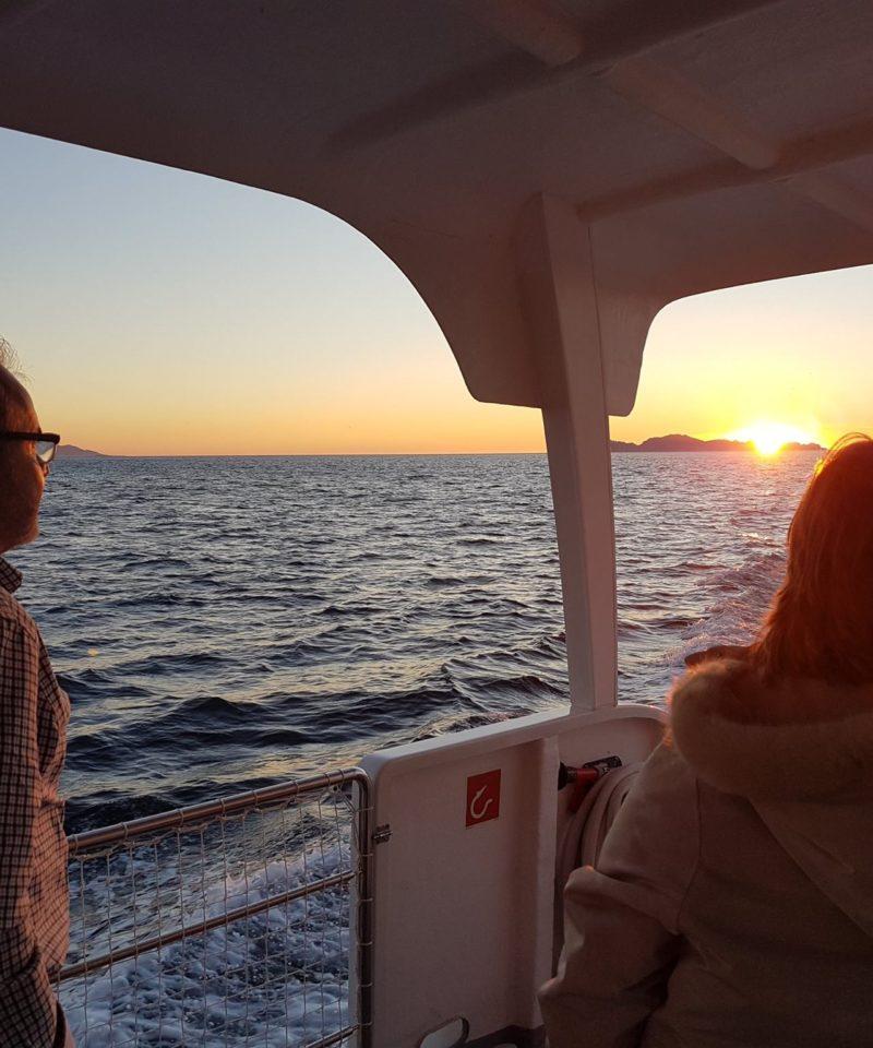 Islas Cíes Boat