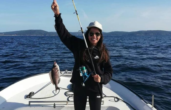 Pesca en Finisterre