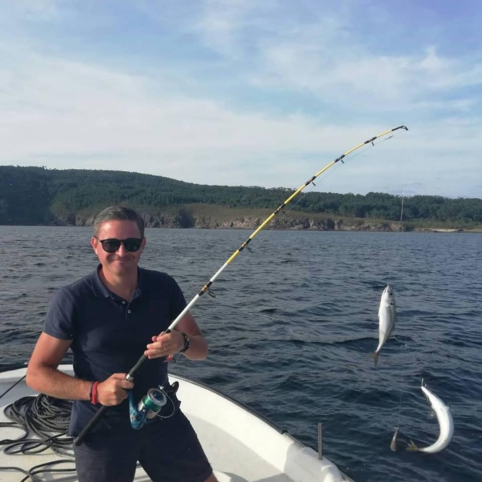 jornada de Pesca en Galicia
