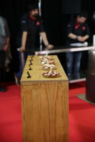 Concurso pulpeiras Forum Coruña 2019 evaluacion
