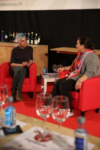 Conversas Laura Lorenzo Esther Daporta