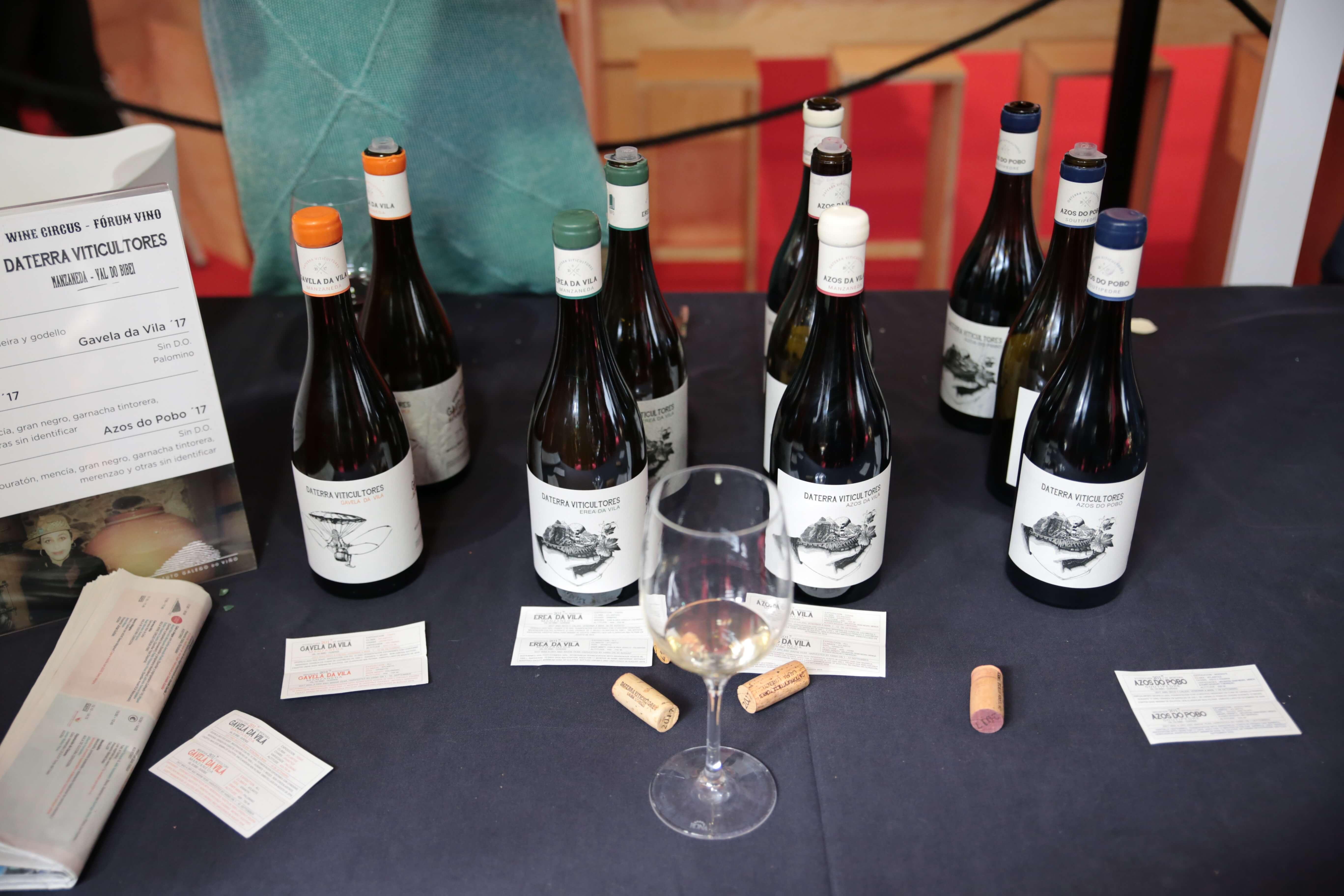 Daterra viticultores