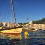 Encontro Embarcacións Tradicionais A Guarda