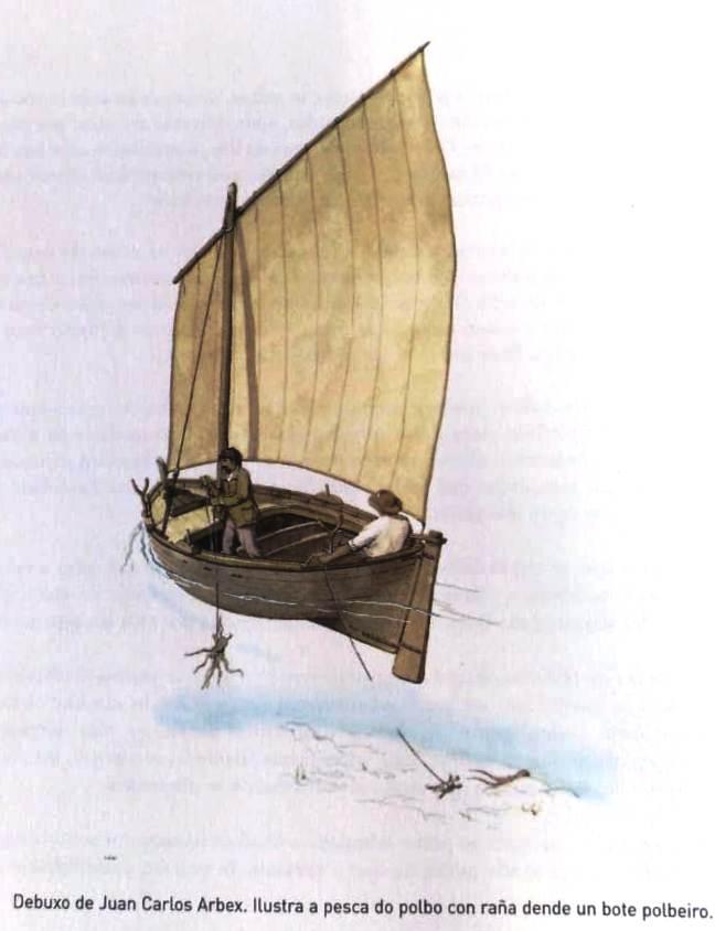 bote polbeiro bueu