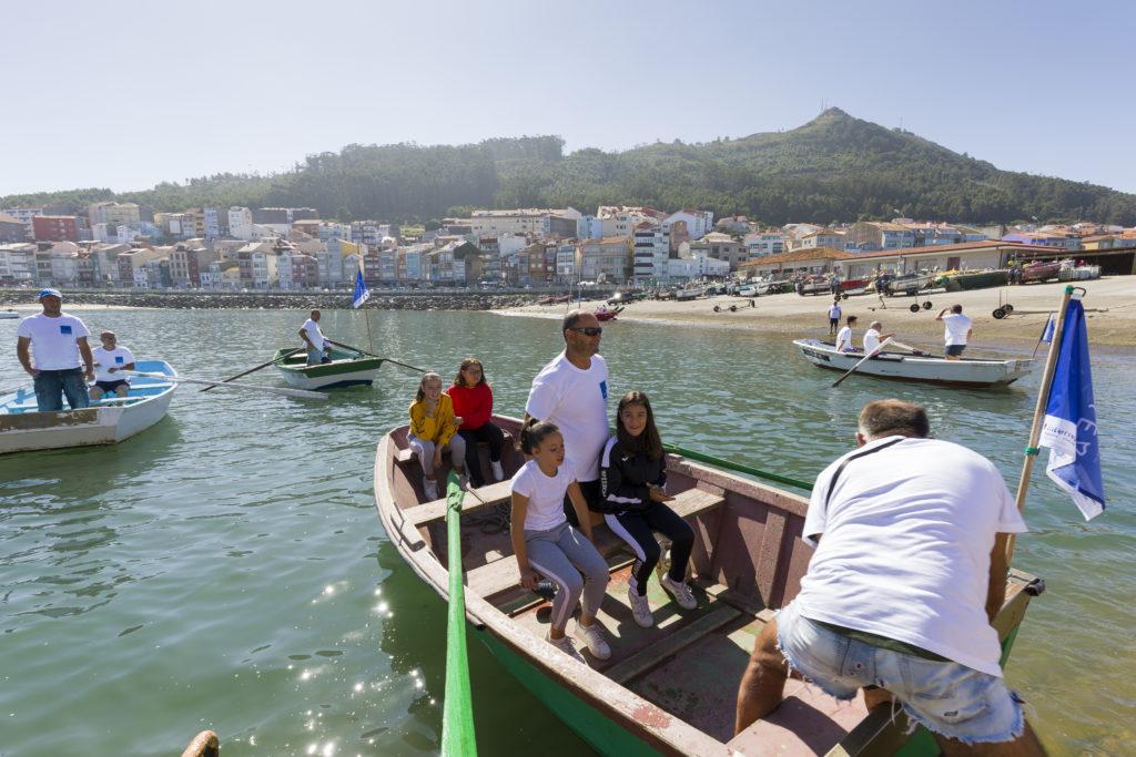embarcación tradicional