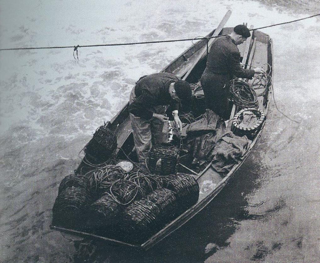 gamela gallega embarcaciones tradicionales
