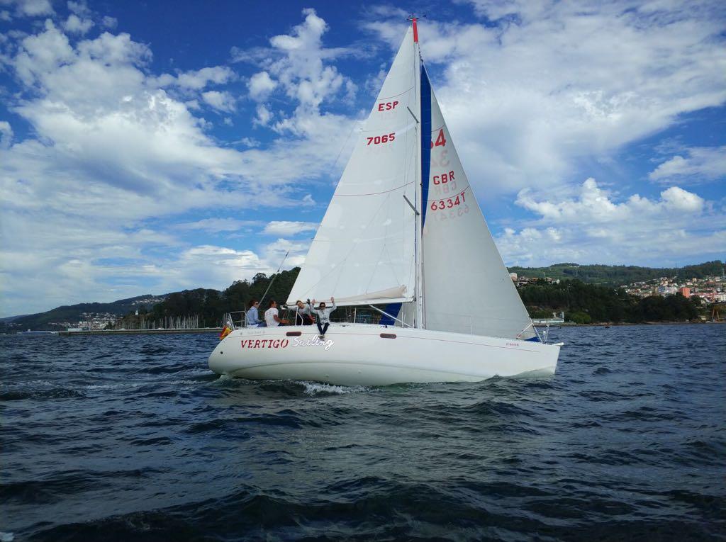 regata teambuilding Galicia