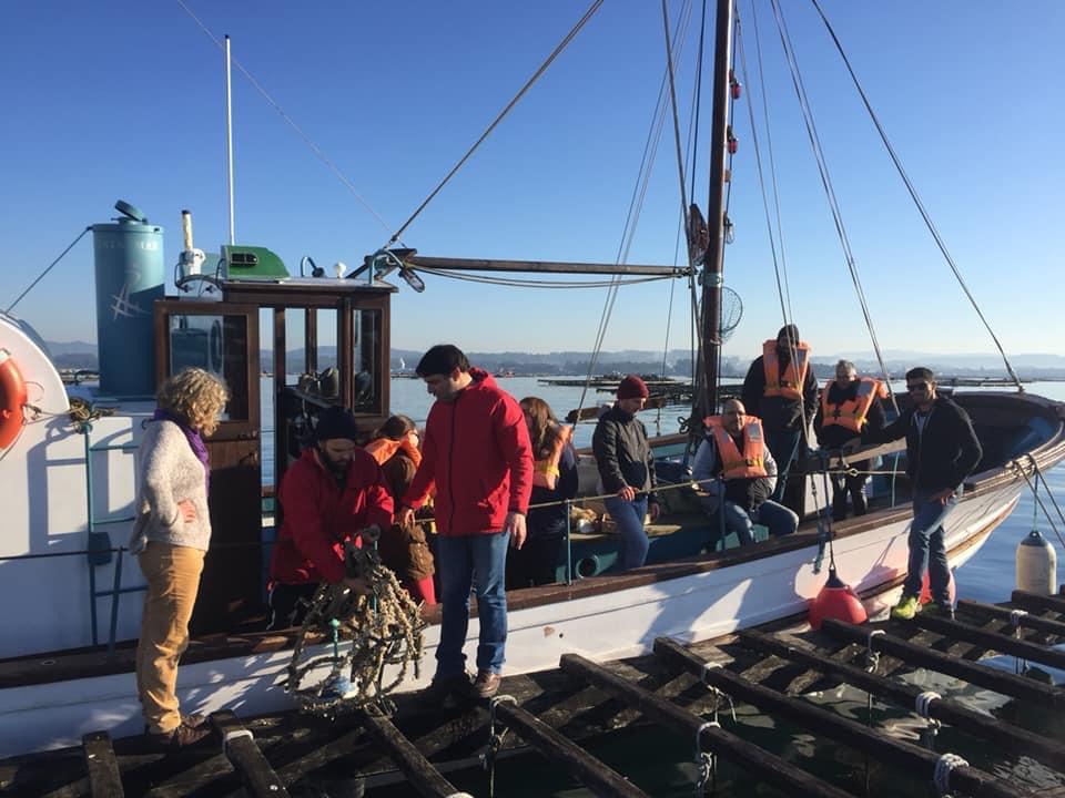 Chasula, barco tradicional de pesca 2
