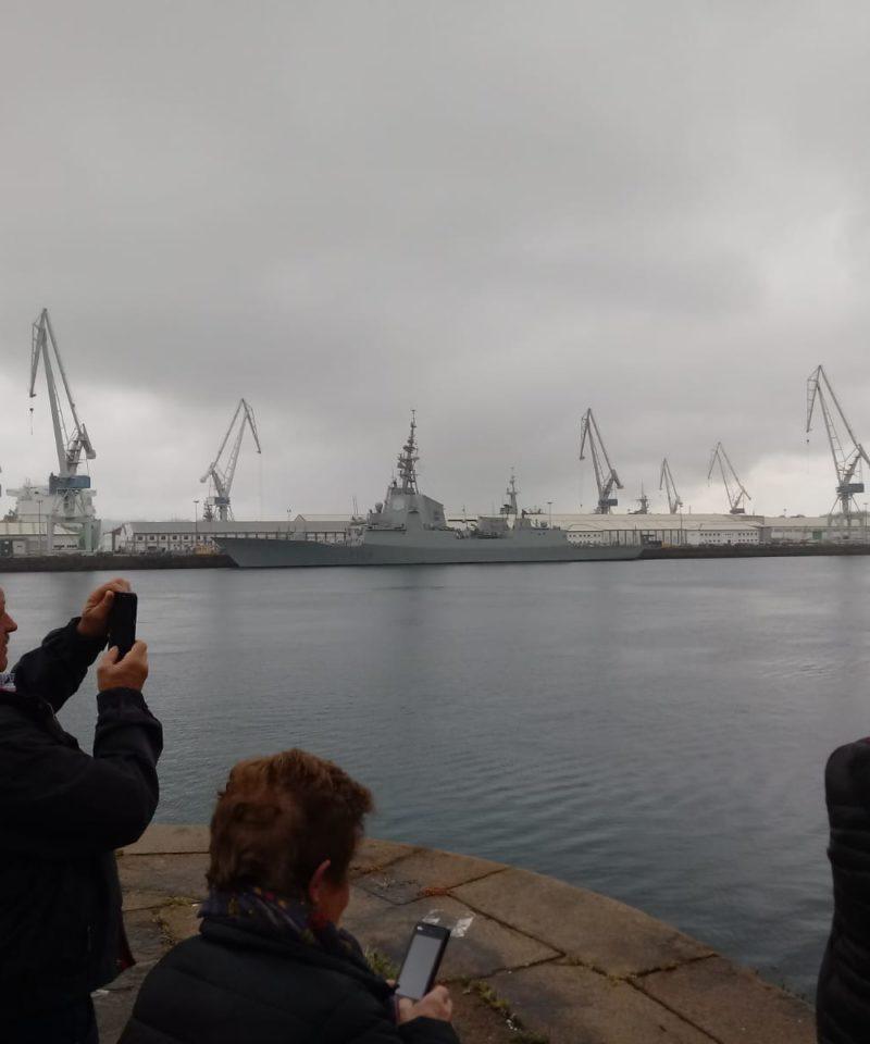 Ruta de la construcción naval