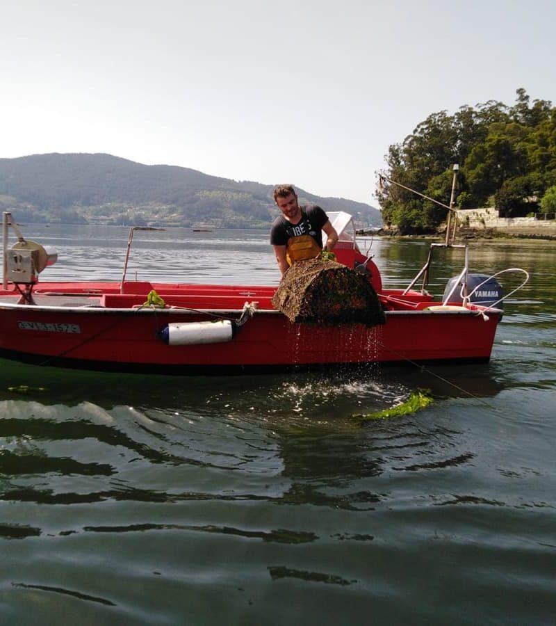 ruta de la pesca Redondela