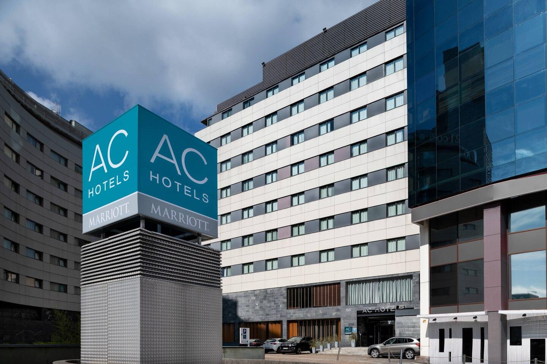Hotel AC Coruña 4*