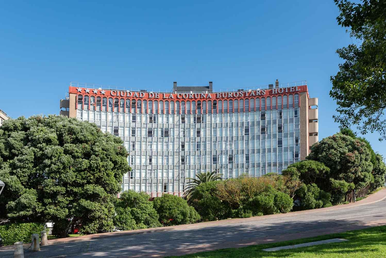 Hotel Eurostars Ciudad Coruña 4*